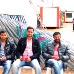 Travailleurs Bangladais Ferreira Alentejo